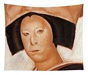 Nakamura Utaemon V Tapestry