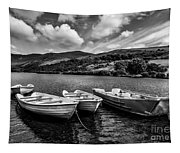 Nantlle Uchaf Boats Tapestry