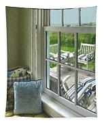Nantucket Nook Tapestry