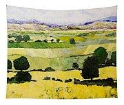 Napa Yellow2 Tapestry