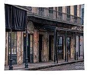 Napoleon House In French Quarter Tapestry