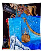 Napoleon Rides  Tapestry