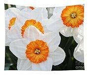Narcissus Parkdene #2 Tapestry
