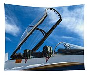 Nasa F-18 Tapestry