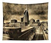 Nashville Grunge Tapestry