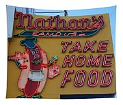 Nathan's Famous Tapestry