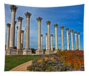 National Capitol Columns Tapestry