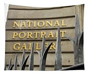 National Portrait Gallery Tapestry