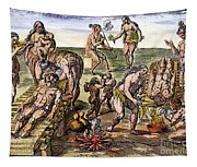 Native Americans: Disease Tapestry