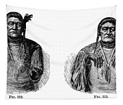 Native Americans: Sign Language Tapestry