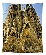 Nativity Facade - Sagrada Familia Tapestry