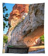 Natural Bridge Tapestry