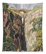 Natural Bridge, Valle Dicononzo Tapestry