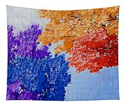 Nature In Its New Colors Tapestry