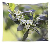 Nature Path Flower Tapestry