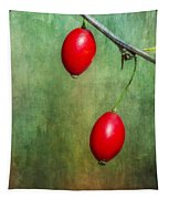 Nature's Baubles Tapestry
