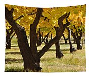 Natures Gold Tapestry