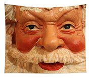 Naughty Or Nice Tapestry