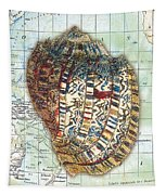 Nautical Journey-d Tapestry