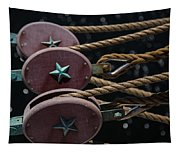 Nautical Ties Tapestry