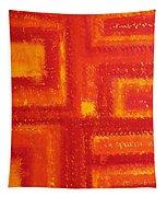Navajo Rug Original Painting Tapestry