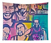 Nba Nuthin' But Africans Tapestry