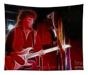 Neal Schon-gb21a-fractal Tapestry