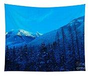 Near Fernie British Columbia  Tapestry
