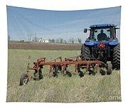 Nebraska Wheat Field Tapestry