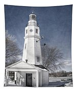 Neenah Lighthouse Tapestry