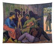 Negro Spritual, 1959 Tapestry