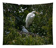 Nest Lookout Tapestry