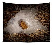 Nesting Leaf Tapestry