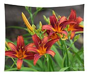 New Daylilies Tapestry