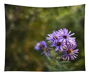 New England Asters Tapestry