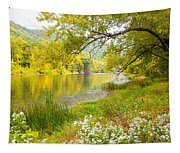 New Englands Early Autumn Tapestry