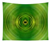 New Growth - Green Art By Sharon Cummings Tapestry