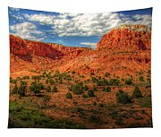 New Mexico Mountains 2 Tapestry