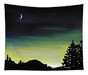 New Moon Tapestry