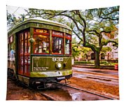 New Orleans Classique Oil Tapestry
