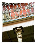 New Orleans Column Tapestry