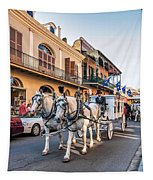 New Orleans Funeral Tapestry