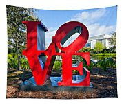 New Orleans Love Tapestry