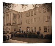 New Perry Hotel In Sepia Tapestry