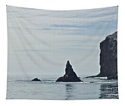 New Photographic Art Print For Sale Californian Channel Islands And Pacific Ocean 2 Tapestry