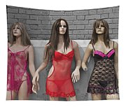 Sex Sells Mannequins In Lingerie In Downtown Los Angeles  Tapestry