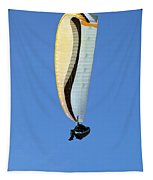 New Photographic Art Print For Sale Hanggliding 4 Tapestry