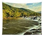 New River Landscape Tapestry