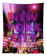 New York City - Color Tapestry