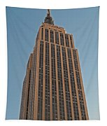 New York Empire State Building Tapestry